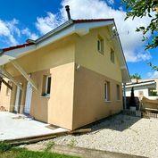 Novostavba 3 izbový mezonetový byt s pozemkom na PREDAJ. TOP lokalita