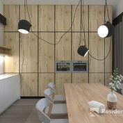 Luxusný 4 - izbový mezonetový apartmán v projekte Jasná Rezort, Demänovská Dolina