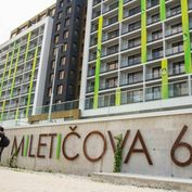 Obchodné priestory novostavba Miletičova 60