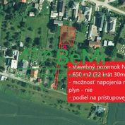 Na predaj ideálny stavebný pozemok v lokalite Košice-okolie, Nižná Kamenica