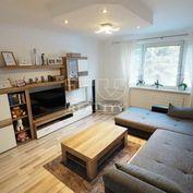 REZERVOVANÝ!EXKLUZÍVNA PONUKA krásneho veľkometrážneho 3i bytu s loggiou na Dunajskej ul. v Nitre s