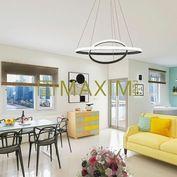 TOP PONUKA 127m2 Veľký 4,5-izbový byt s 2 loggiami a 2 kúpeľňami v tehlovom dome Pod záhradami v Dúb