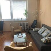Na prenájom 2 - izbový byt na ulici V. Clementisa v Trnave