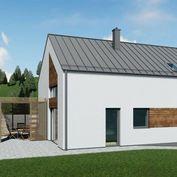 NOVOSTAVBA. 5 izbový tehlový rodinný dom 180m2