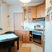 Predáme 2-izbový byt na Novej ulici v meste Nitra (5 minút od samotného centra)
