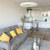 Slnečný 1i byt, NOVOSTAVBA, BALKÓN, KLÍMA, PARKING, Petržalka City II