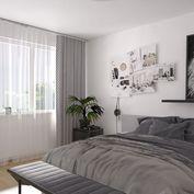 3i byt s výhľadom Zelené Vlčince D.608