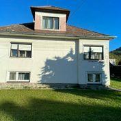 6 izbový rodinný dom v atraktívnej lokalite Liptovský Ján