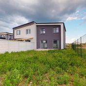 4 izbová novostavba v štandarde na 4 árovom pozemku, Dom A2