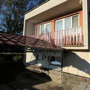 NA PREDAJ 5 izbový rodinný dom s pozemkom 1100m2 v tichej lokalite, Tvrdošovce