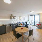 Krásny, štýlový 2i byt, 48m2, lodžia, parkovanie, výhľad, Gansberg