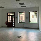BONIT REAL - Na prenájom obchodný priestor v centre mesta Pezinok – 56,45m2.