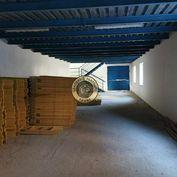 Výrobno - skladovacia hala, Poprad - Bulharská