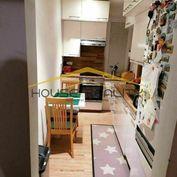 Prenájom čiastočne zariadený 4 izbový byt s lodžiou, Mesačná ulica, Bratislava II Ružinov