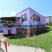 Dvojpodlažná budova na predaj /177 m2/ Zvolen