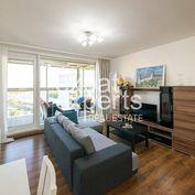 Krásny 3i byt, 79 m2, zariadený, lodžia, Panorama City