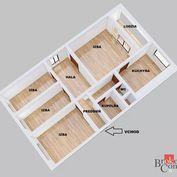4  izbový byt Bratislava Ružinov na predaj,  Trnavská cesta s parkovacím státím