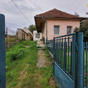 VÝHODNÁ PONUKA - Rodinný dom s menším pozemkom Svinná
