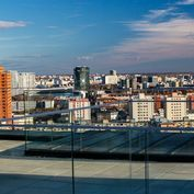 Penthouse s výhľadom na mesto - KOLIBA