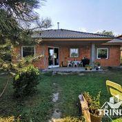 Na predaj novostavba 3-izbového rodinného domu v Komárne