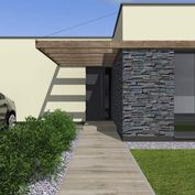 Exkluzívna novostavba bungalovu na kľúč  9km od Mt s úžitkovou plochou 124 m2+ 32m2 terasa na pozemk