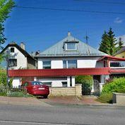 Na predaj rodinný dom, ubytovanie, reštaurácia - bar a záhrada, obec Štrba