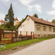 BEDES – tradičný nemecký dom 150m2, pozemok 902m2, Handlová – Nová Lehota