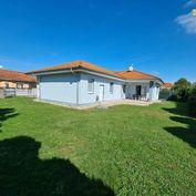 Predaj 4 izbový rodinný dom s garážou, Bungalov, Dunajská Lužná.