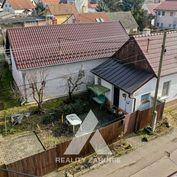 Na predaj starší rodinný dom v obci Suchohrad