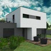 Novostavba vysnívaný domov pre Vašu rodinu v obci Košúty