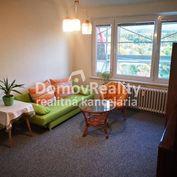 Prenájom/ 1+1 izbový byt v PD – širšie centrum, 40 m2, zariadený