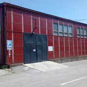 Prenájom haly, 200 m2, Jazerná ul., Košice JUH.