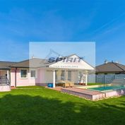 4-izbový rodinný dom s garážou a bazénom na predaj - Lužianky, Nitra