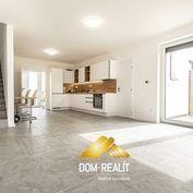 DOM-REALÍT ponúka  byt v dvojdome v Ivanke pri Dunaji