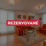 REZERVOVANÉ - Na predaj zariadený 1 izbový byt s balkónom Poprad / Západ