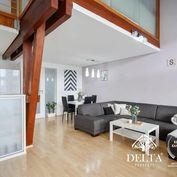 REZERVOVANÉ DELTA   Mezonetovy 4 izbový byt v radovom dome v Dunajskej Lužnej