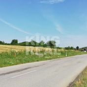 Na predaj veľký stavebný pozemok v obci Podhorany – Prešov 4187m2