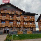 Vysoke Tatry - Veľká Lomnica,predaj 1 izb.apartmán s balkonom 30 m2.