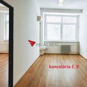 Na prenájom kancelária 37m2 Wolkrova, Bratislava V – Petržalka, VIDEOOBHLIADKA