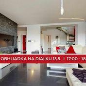 Obhliadka na diaľku 13.5.2021: Veľkorysý 4-izb. mezonet s dvomi balkónmi