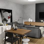 Rezidencia LE LYS D'OR - nadštandardné 2 izbové byty v centre