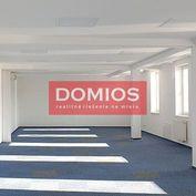 Prenájom klim. admin. a obch. priestorov v BC v širšom centre (1.120 m2, parking)