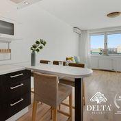DELTA | 2 izbový byt s balkónom na predaj, Bebravská, Vrakuňa - Bratislava