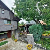 REZERVOVANE: Rekreačná celoročná trojpodlažná chata, Čaňa, Jazero