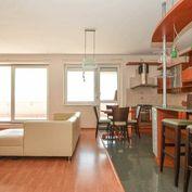 Zariadený 3-izbový byt na Jamnického ulici