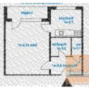 Novozrekonštruovaný 1,5 izb. byt podľa vlastných predstáv - MILANA MAREČKA ul.