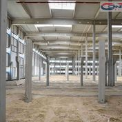 Prenájom skladových priestorov 5.804 m2, Trnava