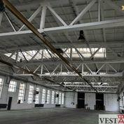 Na prenájom skladové, výrobné a kancelárske priestory v Galante