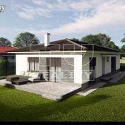 Exkluzívna ponuka!!!!! Novostavba bungalovu na kľúč  v Sučanoch na pozemku 1100m2