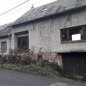 Dva rodinné domy - vhodné na prestavbu